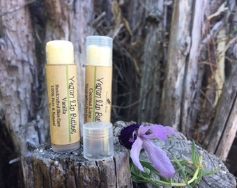 Vegan Lip Butter with SPF