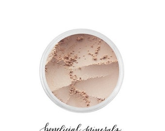 60% OFF - FAIR - Foundation | Mineral Makeup | Loose Foundation | Powder | Natural Makeup | Mineral Foundation | Make-up |