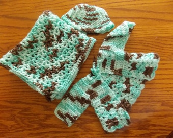 Preemie Layette Set