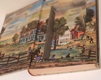 Hollow Book Box.  Little Men by Louisa May Alcott