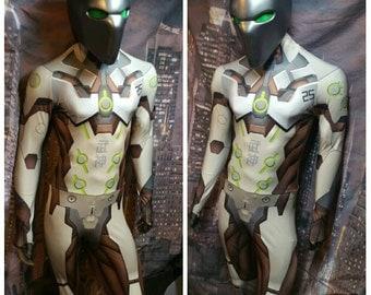 Genji Overwatch Cosplay costume