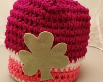 Girls St. Patrick's Day Hat