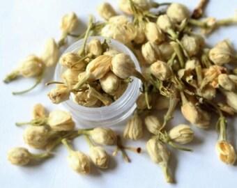 dry flower Jasmine for glass bottle