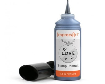 Impress Art Stamp Enamel - SGP101-1.1