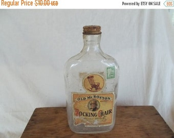 Vintage Whiskey Bottle Label Etsy