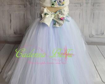 Violetta tutu dress