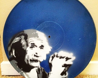 Albert Einstein on Vinyl