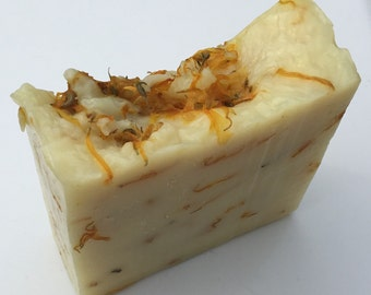 Calendula Body Soap