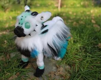 Custom Posable Plush Art Doll Deposit