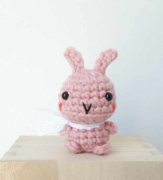 Amigurumi Baby Bunny Crochet Animal Amigurumi plush small