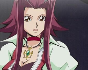 Yu-Gi-Oh - Aki izayoi pendant