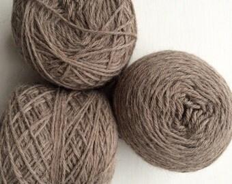 Baby alpaca yarn, knitting, soft alpaca, 100 gr
