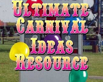 Ultimate Carnival Resource Guide