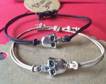 Skull Simple Bracelet