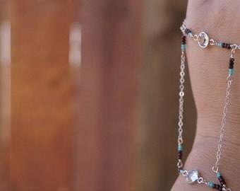 Native Hand Chain/Cuff