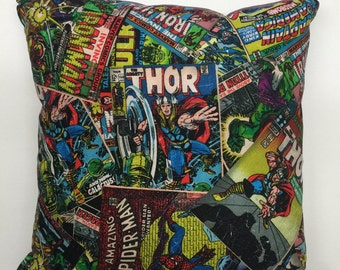 Marvel Comics Cushion Collection