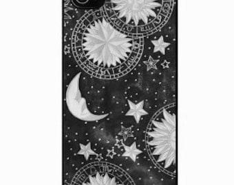 Iphone 5/s Sun and Moon Zodiac Blue Celestial Case