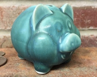 Green Piggy Bank by Tommy Frank G3