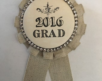 Award pin 2016 Grad