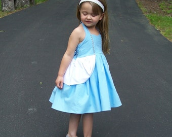 Cinderella dress, princess dress