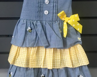 Bumble Bee Dress