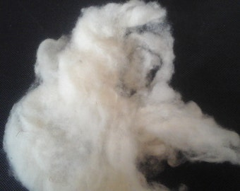 BLUE FACED LEICESTER washed fleece