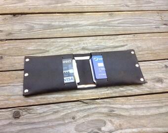 Men's Wallet, Mens Leather Wallet, Bifold Wallte