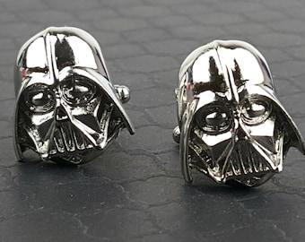 Darth Vader Star wars inspired cufflinks