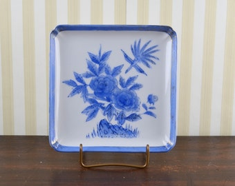 Vintage Chinoiserie Tray