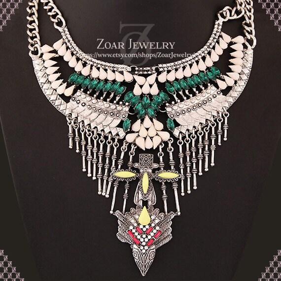 https://www.etsy.com/listing/264768258/rhinestone-statement-necklace-gypsy?ref=market
