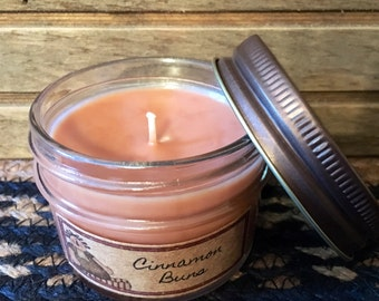 Cinnamon Buns 4oz Candle