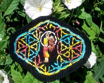 Sacred Circles Hooper Patch