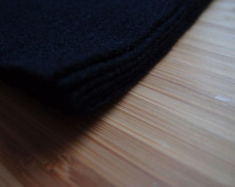 Felt - Black - Kunin Eco Rainbow Classic Felt Made from Recycled Plastic Bottles Eco-Fi Eco Friendly Recycled Polyester