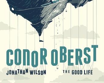 Conor Oberst Fillmore Poster