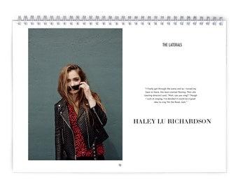 Haley Lu Richardson Vol.1 - 2018 Calendar