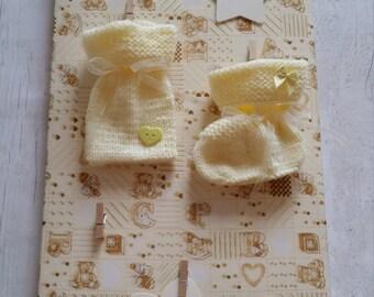 Baby Keepsake Board