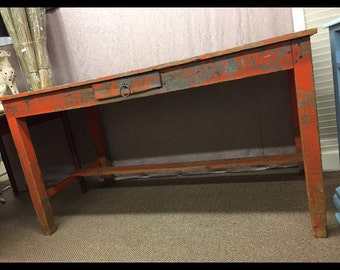 Vintage Work Table