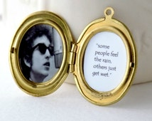 Popular Items For Bob Dylan Jewelry On Etsy