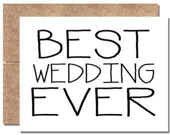 WEDDING - BEST Wedding EVER