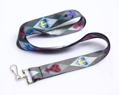 Game Heart Lanyard
