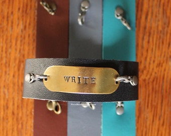 The Write Bracelet