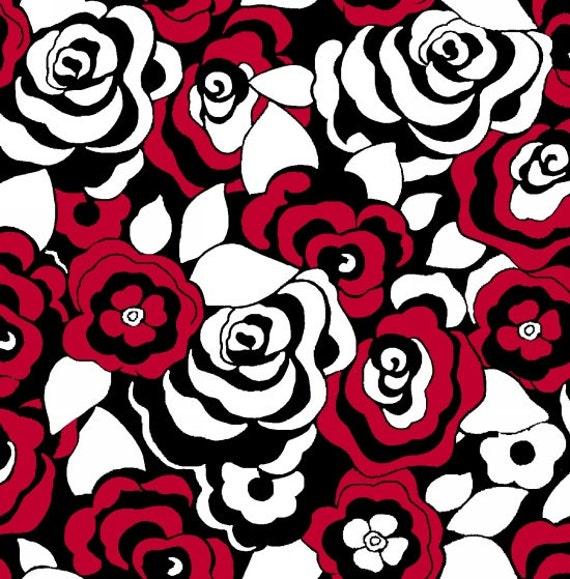 Dotsy Rose Fabric