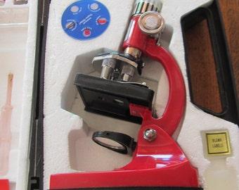 Tasco Children's Microscope (80's)