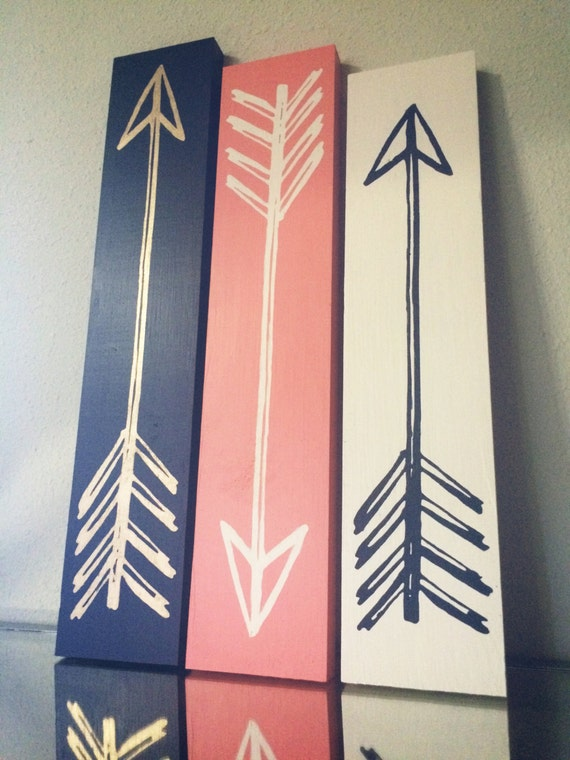 Vintage arrows top seller for Navy blue and gold bathroom accessories