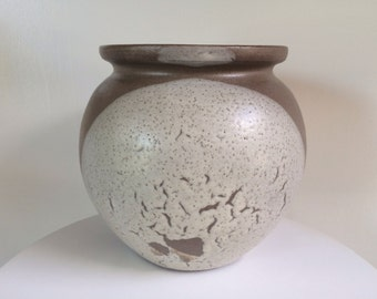 Kim Chapman Large Studio Pottery Vase