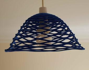 Unique  felt lampshade Net Designs