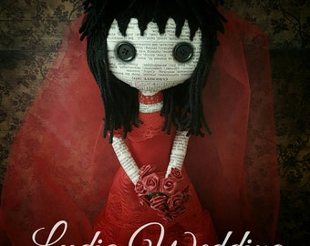 Made to Order - Handmade Lydia Doll