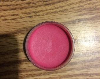 Tickle Me Pink lipstick