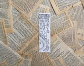 Slytherin Motto Harry Potter Bookmark