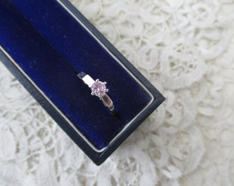 Real silver ring  925